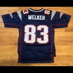 Wes Welker New England Patriots NFL Jersey Youth